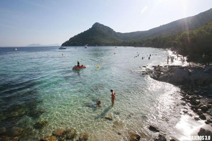 Playa de Formentor, las mejores playas de Mallorca