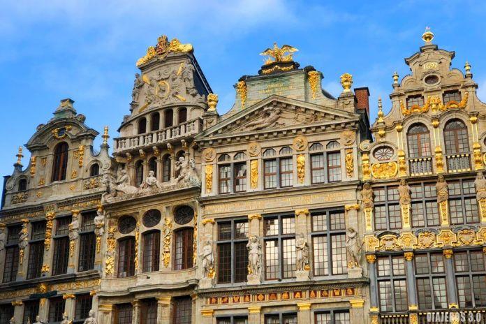 Gran Place de Bruselas. Ruta por Bélgica: Brujas, Gante y Bruselas en 4 días.