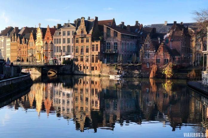 canales, qué visitar en Gante