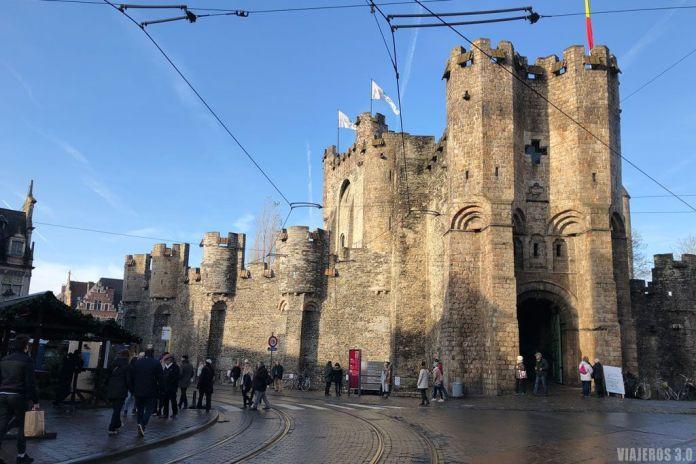 Castillo de los Condes de Flandes, qué visitar en Gante
