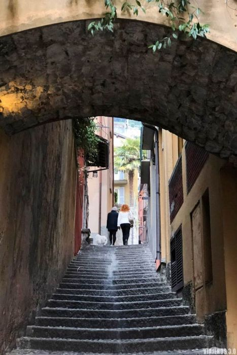Bellagio, los pueblos más bonitos del lago de Como en Italia