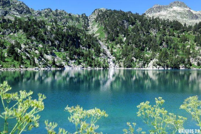 Ruta a la Restanca y el Lac de Mar