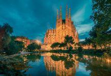 Los mejores monumentos de España, la Sagrada Familia