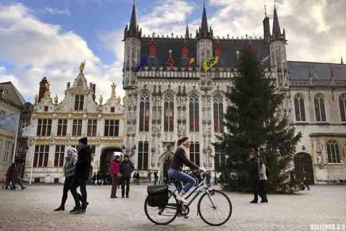 Brujas. Ruta por Bélgica: Brujas, Gante y Bruselas en 4 días