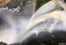 cascada Pozo de los Humos en Salamanca