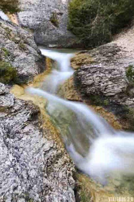 Iranzu, en la Sierra de Andía