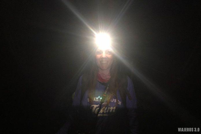 Equipo para subir al pico del Teide caminando