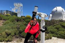 Observatorio astronómico, como ascender al Teide