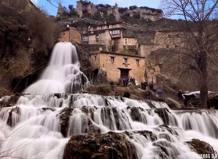Resultado de imagen de orbaneja del castillo burgos