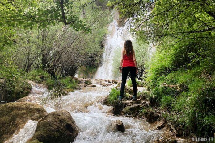 Cascada el Tobazo, qué ver cerca del Orbaneja del Castillo