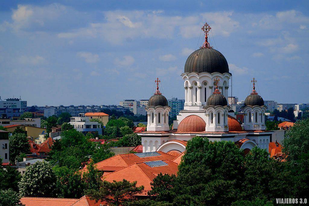 QUÉ VER EN BUCAREST en 1, 2 o 3 días, la capital de Rumanía