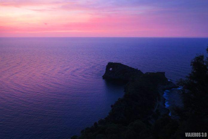 Sa Foradada, donde ver el atardecer en Mallorca