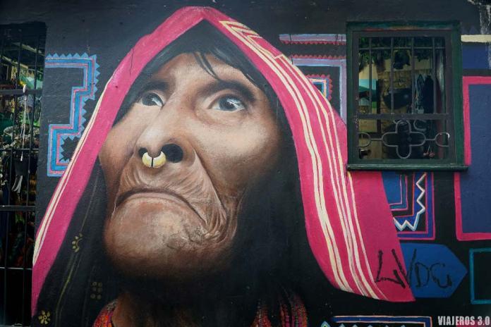 Street Art en La Candelaria, que hacer y que ver en Bogotá