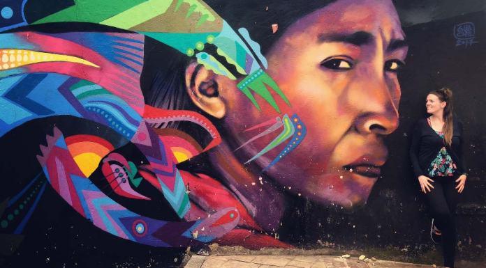 que hacer y que ver en Bogotá, Street Art en La Candelaria