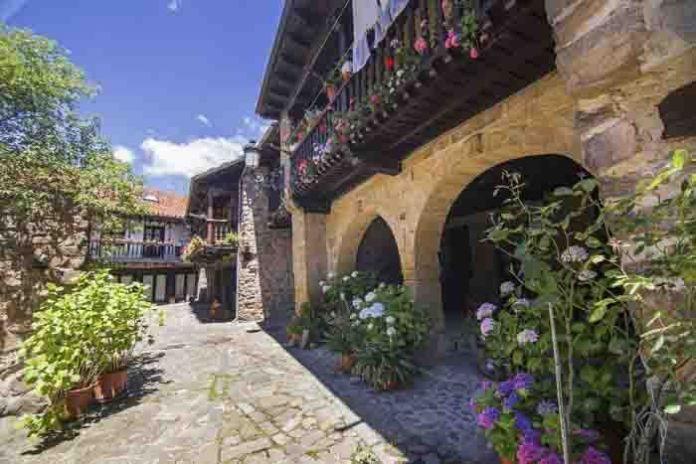 Bárcena Mayor, que ver en Cantabria