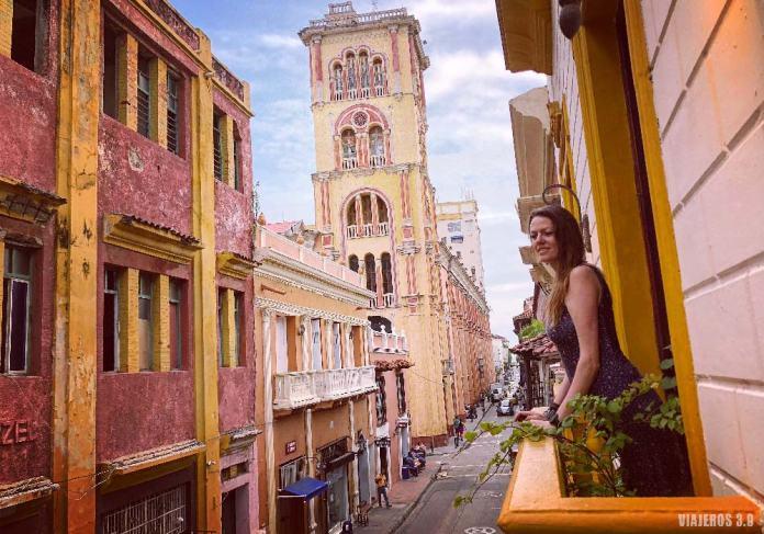 Alojamiento en Cartagena de Indias