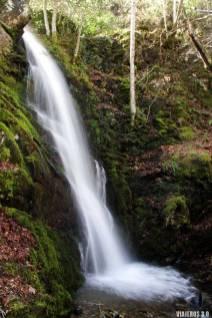 Cascada de Altuzarra, senderismo al pico San Millán