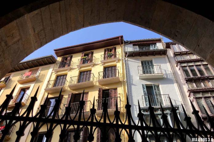 que hacer y que ver en Pamplona, centro histórico
