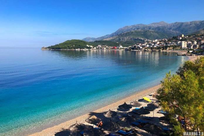 Himare, las mejores playas de Albania