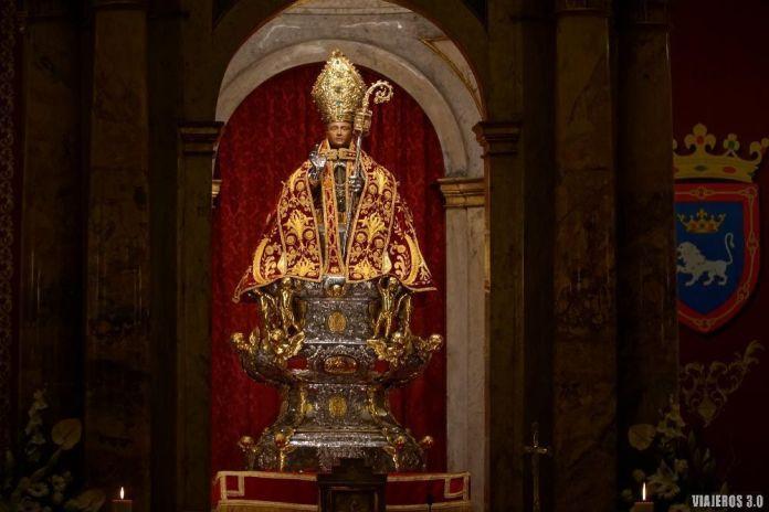 Capilla de San Fermín, que hacer y que ver en Pamplona