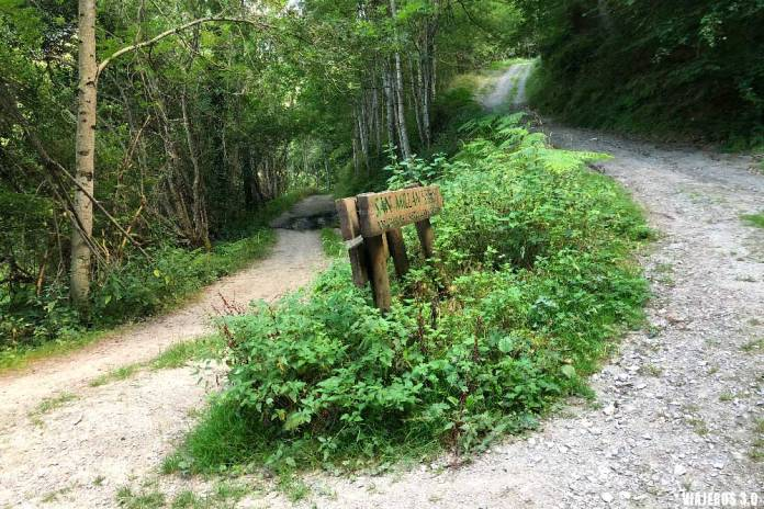 Ruta de senderismo ascenso al pico San Millán en Burgos