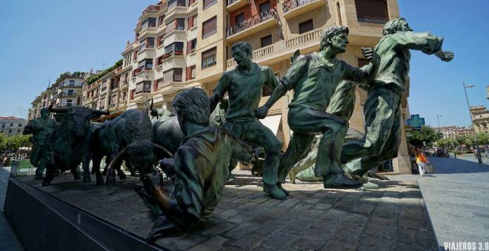 Que hacer y que ver en Pamplona, ruta de San Fermin
