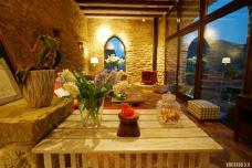 Qué ver en Gallipienzo, Hotel Heredad Beragu
