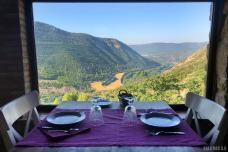 Qué ver en Gallipienzo, Hotel Heredad Beragu, restaurante