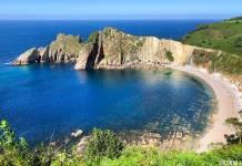 Playa del Silencio en Asturias, qué ver en Cudillero