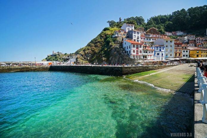 qué ver en Cudillero, pueblo pescador de Asturias
