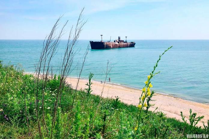 Playas, Constanza y costa del Mar Negro