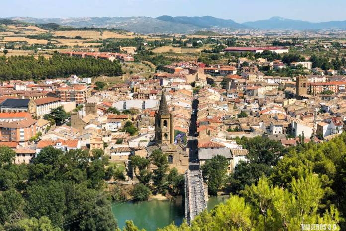 Sangüesa, qué ver cerca de Pamplona