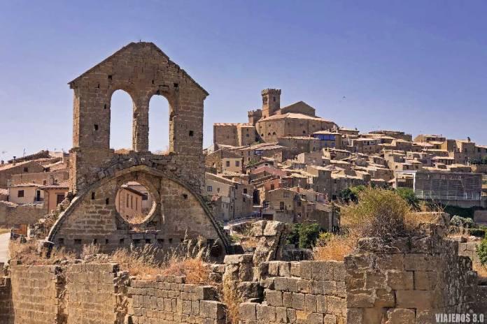Ujué en Navarra, que ver cerca de Pamplona