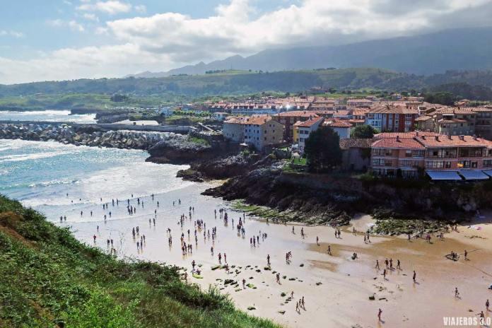 Panorámica de Llanes, imprescindibles que ver en Asturias