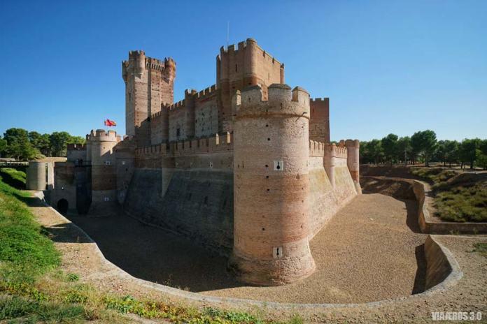 Castillo de la Mota, ruta por los Castillos de Valladolid