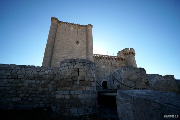 Villafuerte de Esgueva, los castillos de Valladolid más bonitos.