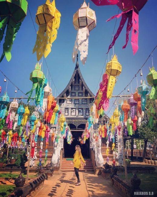 Templos de Chiang Mai, ruta por Tailandia en 15 días