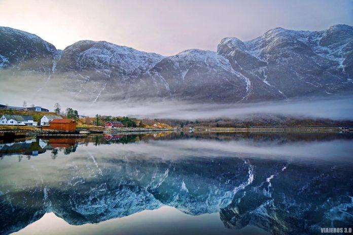 Fiordos de Noruega, qué ver en Noruega en invierno.