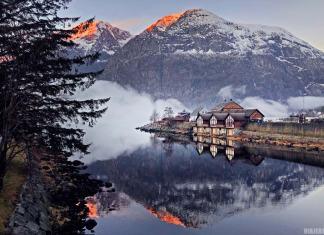 viajar a Noruega en invierno