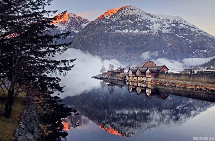 Fiordos Noruegos, viajar a Noruega en invierno