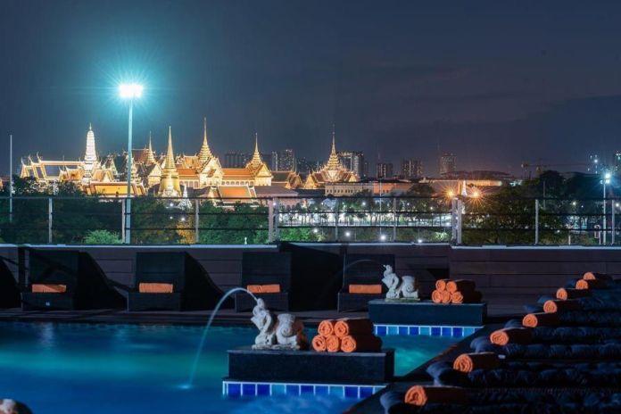 Hotel Dang Derm in the Park en Bangkok