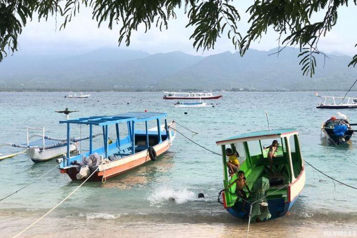 Cómo llegar y qué hacer en las islas Gili
