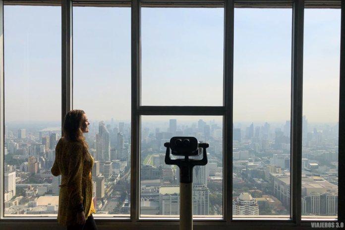 Baiyoke Tower, 3 días en Bangkok