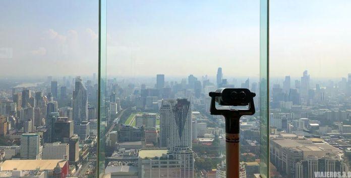 Skyline, qué hacer en Bangkok en 3 días