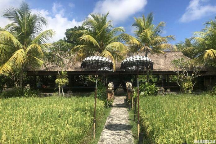 Restaurantes en Ubud