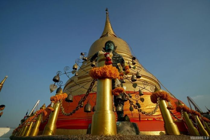 Wat Saket, que hacer en Bangkok