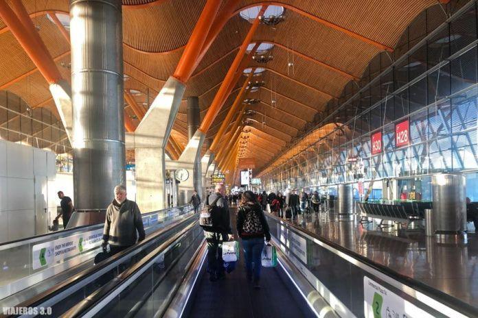 Cómo llegar desde el aeropuerto de Barajas al centro de Madrid