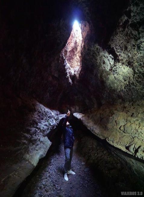 Cueva de las Palomas, lugares que ver en La Palma