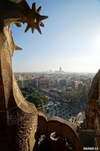 Sagrada Familia, los mejores miradores de Barcelona