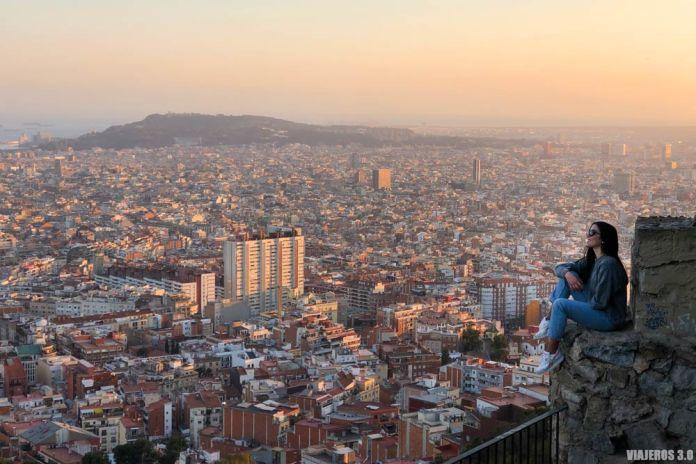 Miradores de Barcelona: búnkers del Carmel